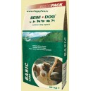 BEWI DOG Basic croc 25 kg