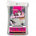 CAT  LITTER BABY POWDER SCENT 15 KG