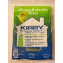 Kirby Micro Filtration Vacuum Cleaner Bags - 6 шт.
